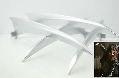 Wolverine 3 Logan X-23 Laura Kinney Claws Cosplay PLASTIC Props Halloween Gift