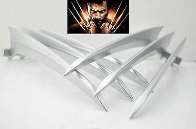 Adult/children 2PCS Wolverine Logan X-23 Claws ABS Plasticc Cosplay Props GIft