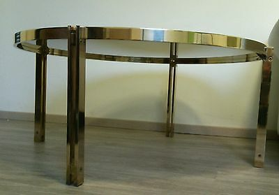 DESIGN Preben Fabricius & Jorgen Kastholm  ,coffee table