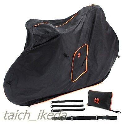DOPPELGANGER DCB168-BK Bicycle Carry Bag Transport Case 4582474897929 Japan