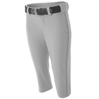 A4 Softball Pant With Cording