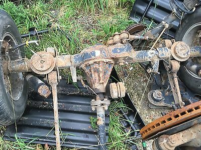 Land Rover Discovery 2 2001 Td5 Rear Axle And Diff Complete Disc Braked