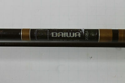 Daiwa 2025a Spinning Rod 8' 2 Piece Rod Casting Weight 15-20 gr