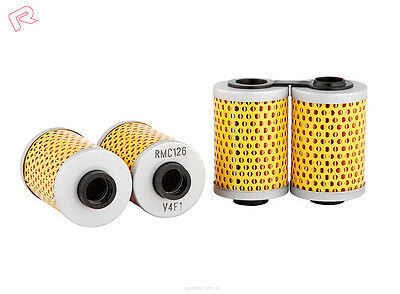 Ryco Motorcycle Oil Filter - Rmc126 (Kn-161)