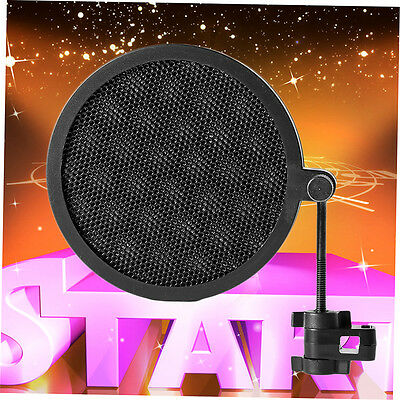 PS-2 Double Layer Studio Microphone Mic Wind Screen Pop Filter For Recording BN