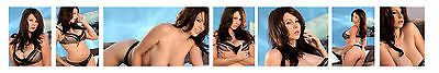 Busty #11 Gianna Michaels 7 cleavage 7x5 inch glossy photos