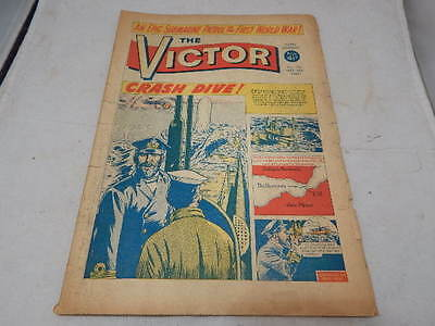 THE VICTOR COMIC No 134 ~ Sept 14th 1963