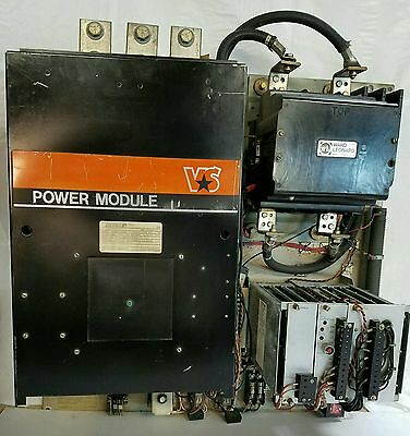 RELIANCE 300 HP DC drive pack w/contactor and controls