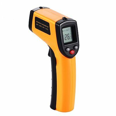 Non-Contact Laser IR Temperature Digital Infrared Thermometer Gun Meter Monitor