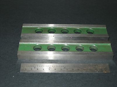 Set of Parallels Machinist Tool