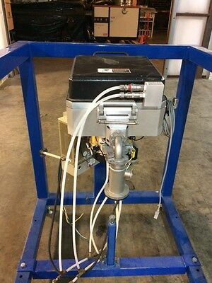 AMAT Applied Materials P-5000 CVD  Chamber, Includes RF Match and Lamp Assy's