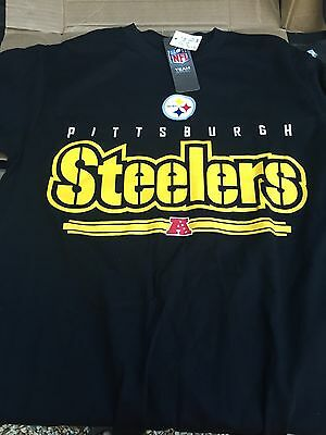 Pittsburgh Steeler Mens TShirt Size Med NWT