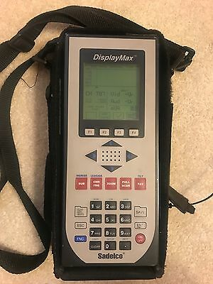 Sadelco DisplayMax 800CLI CATV Signal Level Meter