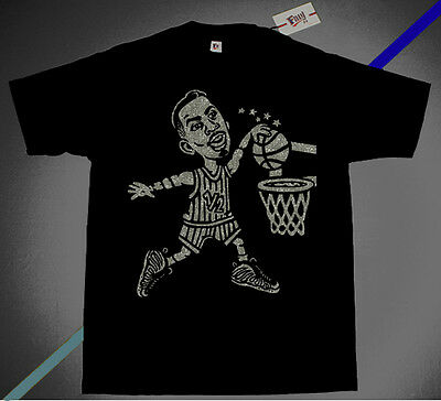 New Fnly94 Lil Penny dunking shirt silver surfer foamposite  S M L XL 3XL