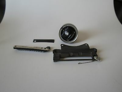 Original Rolleiflex 2.8E / 3.5 E or T replacement meter and parts.