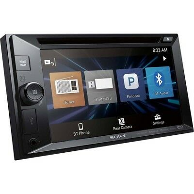 "Sony 6.2"" Touchscreen DVD/Media Player with Bluetooth XAVW651BT"