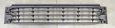 VW POLO 6R 14- FRONT BOTTOM CENTER BUMPER GRILLE TRIM NEW CHROME lg
