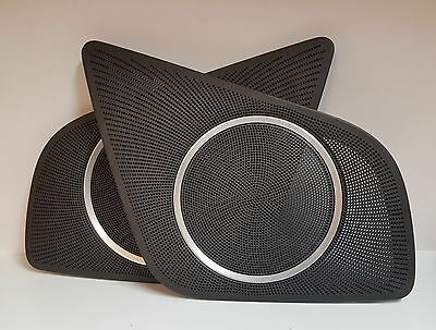Audi A5 8T Coupe  Front Doors Bang&olufsen Speakers Grills 8K0035420A 8K0035419A