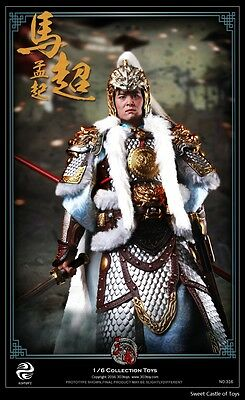 1/6 303Toys Romance of Three Kingdoms Ma Chao A.K.A MengQi Collector Figure