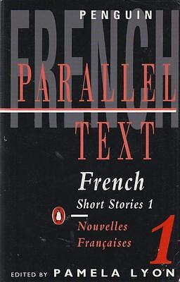 Very Good, French Short Stories Volume 1. : Parallel Text. Nouvelles Francaises