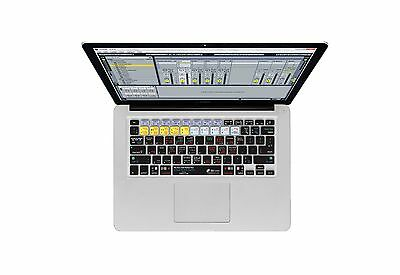 "Magma Ableton Live 9 Keyboard Cover - 13"" 15"" or 17"" Macbook Pro / Airbook"