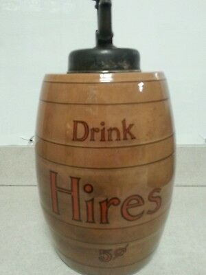 Vintage Hires Syrup Drink 5 cents Rare
