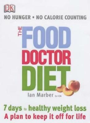 Very Good, The Food Doctor Diet, Marber, Ian, Book