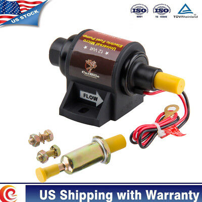 Universal Electric Fuel Transfer Pump Applications cylinder vehicles 42 GPH