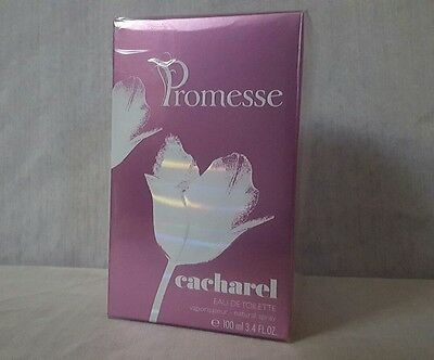 PROMESSE CACHAREL eau de toilette 100ml spray sealed, descatalogada.