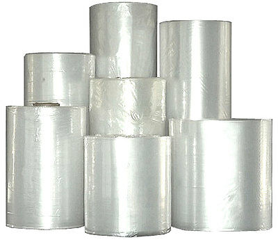 POLY TUBING,     2 Mil ,  polyethylene Rolls, from 5¨ to 36¨, 500 Ft to 3000 Ft,