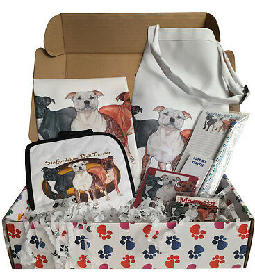 My Special Staffie Box - Kitchen Set