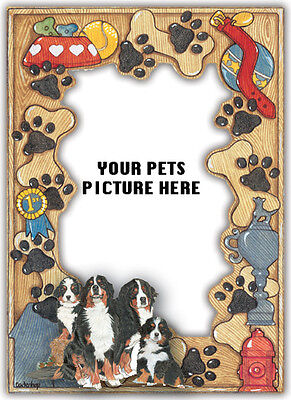 Bernese Picture Frame