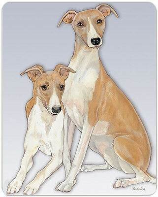 Whippet Large Cutting Board