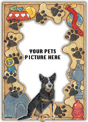 Australian Cattle Dog Picture Frame