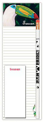 Toucan Shopping Pad