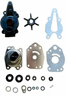 Water Pump Impeller Kit for Some Mercury 6, 8, 9.9, 15 HP Replaces 46-42089A5