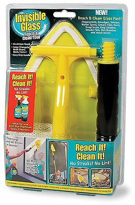 Stoner Invisible Glass Reach and Clean Tool Kit Item#95162 New in Sealed Package