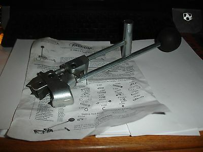 F-100 FAST-LOK CLAMPING TOOL        Made in USA