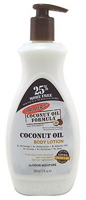 Palmer's Coconut Oil Body Lotion 500ml x 2 + Hand Cream Free Post Fast Delivery!