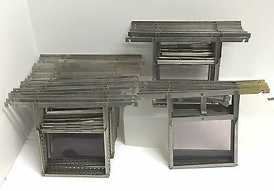 Kodak & Eastman Lot of Film and Plate Developing Hanger No. 4A 4x5