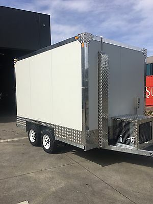 Premium 9 x5 mobile cool room, cool room, portable cool rooms Trailer