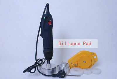220V Electric Hand Held Bottle Capping Machine T