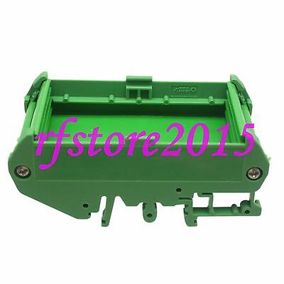 1pce DIN Rail Mounting Carrier Housing for PCB size 72mm*42mm