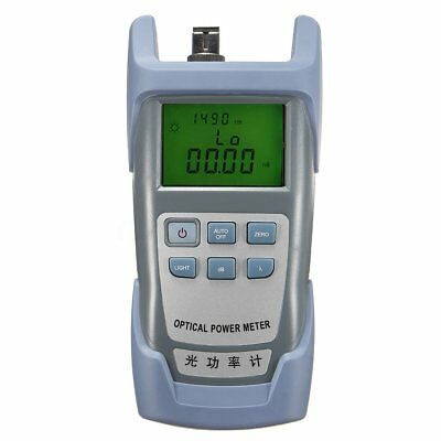 Fiber Optical Power Meter Fiber Optic FTTH Tool For 10-30MW Visual Fault Tester