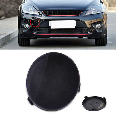 Front Bumper Tow Hook Cover Cap For Ford Focus 2009-2011 8M51-17A989-AB