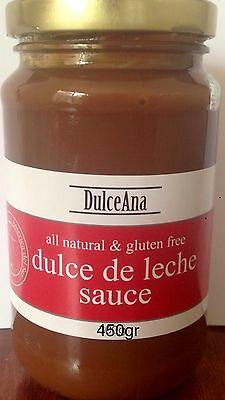 "Dulce de Leche CARAMEL ""DulceAna  South American Authentic 1x450gr"