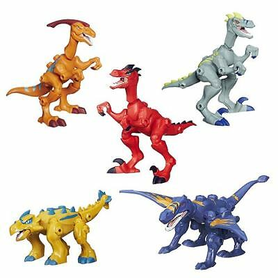 Jurassic World Hero Mashers