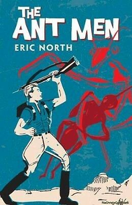 Ant Men Eric North Paperback New Book Free UK Delivery