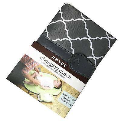 Baby Infant Multifunction Portable Folding Diaper Changing Pad Mat Pockets