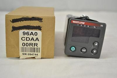 Watlow 96A0-CDAA-00RR 96 Temperature Controller, Switched DC/Open Collector -New